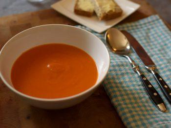 Heinzy tomato soup